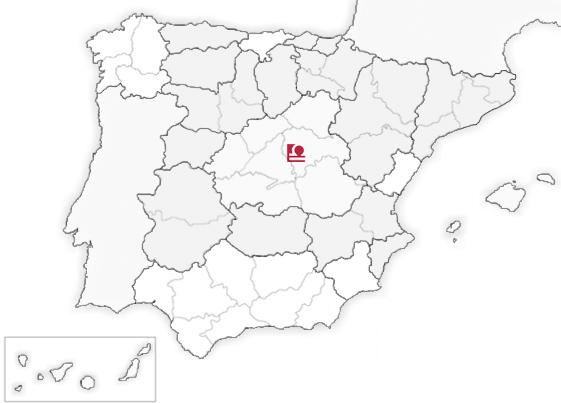 mapa red comercial Palautec